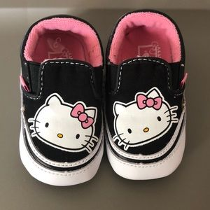 Hello Kitty Vans Classic Slip-On Baby Shoes